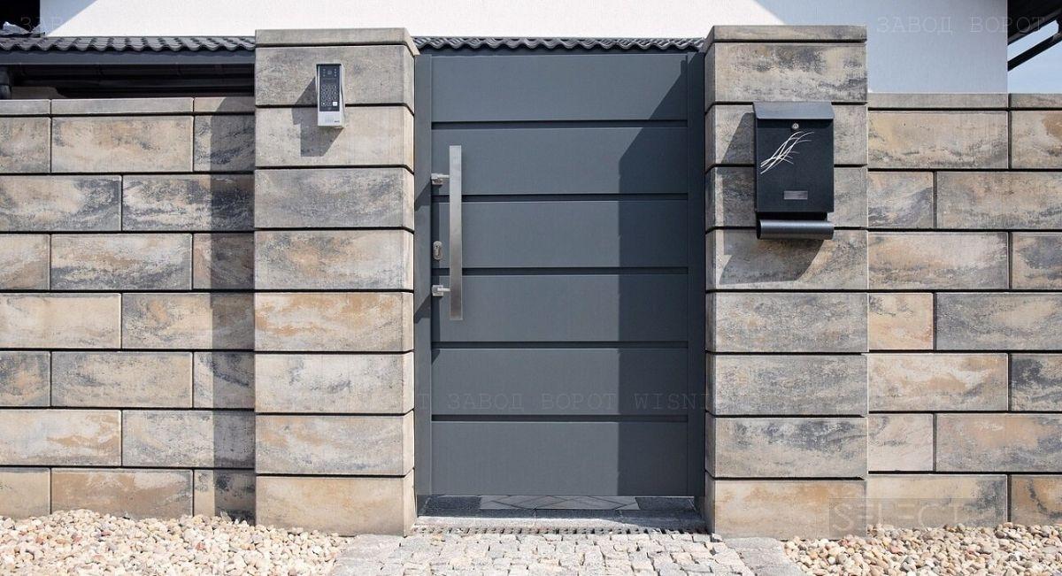 Компания производитель уличные ворота - изготовление под размер