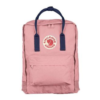 Рюкзак Fjallraven Pink - Royal Blue (Mini)