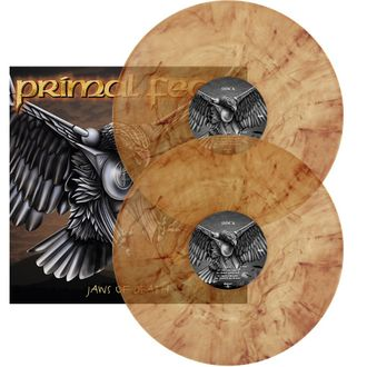 PRIMAL FEAR - Jaws of death 2-LP