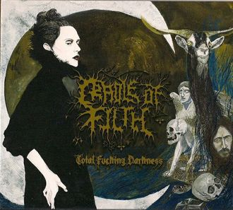 Cradle Of Filth - Total Fucking Darkness CD