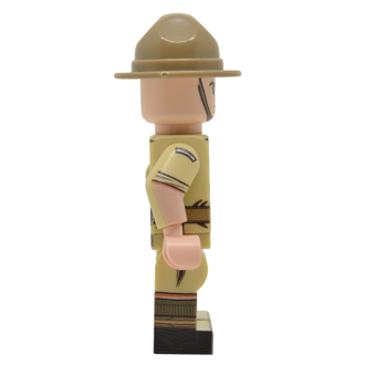 WW2 NEW ZEALANDER MINIFIGURE (DESERT)