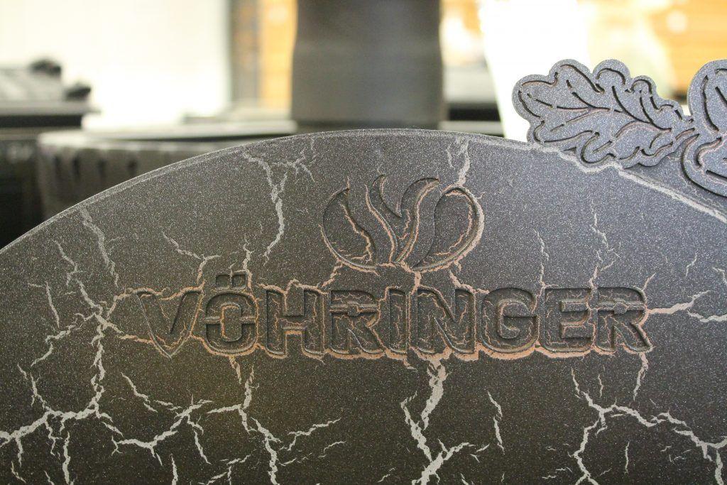 Элемент печи VOHRINGER, на примере которого можно увидеть возможности завода по обработке стали.