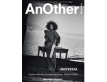 ANOTHER MAGAZINE vol.2 Issue 6 Autumn-Winter 2018 Solange Knowles Cover Иностранные журналы,Intpress