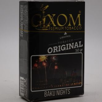 Табак для кальяна Gixom Baku Nights 50gr