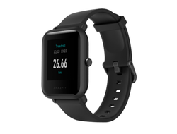 Часы Amazfit Bip Lite Xiaomi A1915 Black Global Version EAC (РУССКИЙ ЯЗЫК)