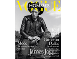 VOGUE HOMMES PARIS Spring-Summer 2016 James Jagger Cover ИНОСТРАННЫЕ ЖУРНАЛЫ PHOTO FASHION, INTPRESS