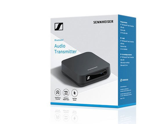 Sennheiser BT T100 Bluetooth Audio Transmitter