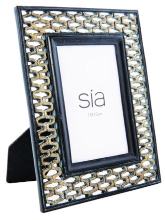 Фоторамка SIA GENIOUS PHOTO FRAME 10x15 , 610243 ,