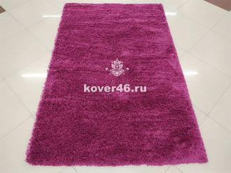 КОВЕР SHAGGY XXX 10013 PURPLE / 1.2*1.7 М
