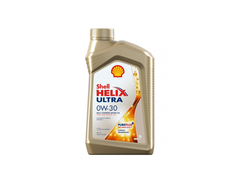 Моторное масло Shell Helix Ultra   0W-30 1л