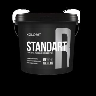 Структурная краска Kolorit Standart R