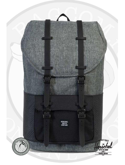 Рюкзак Hershcel Little America Aspect Raven/Black