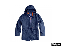 Куртка Light Weight Fishtail Alpha Industries Rep.Blue