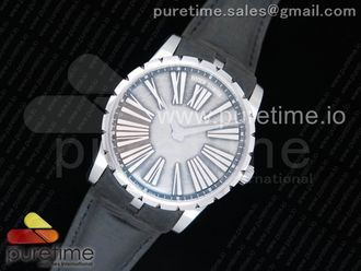 Excalibur 42mm Dbex0050 White