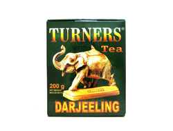 Турнес Чай Дарджилинг (Turners tea) 200гр