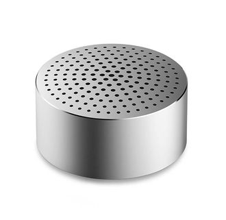 Портативная колонка Xiaomi Portable Bluetooth Speaker серебристый