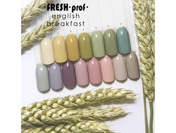 Гель-лак Fresh Prof English Breakfast