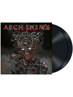Arch Enemy - Covered In Blood 2-LP