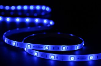 Светодиодная лента Xiaomi Yeelight Aurora Lightstrip Plus (YLDD04YL) 2 м