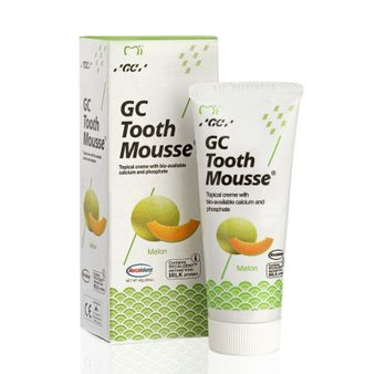 Тус Мусс GC Tooth Mousse, дыня, GC, 35 мл.