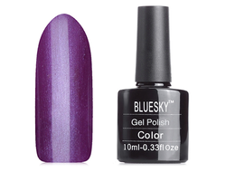 Гель-лак Shellac Bluesky №80543/40543 Vexed Violette, 10мл.