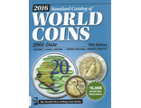 Каталог монет Standard Catalog of World coins 2001-Date. 10th edition. 2016