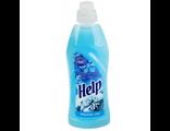 """Кондиционер Help """"Морозное уто"""" (синий), 750 мл"""