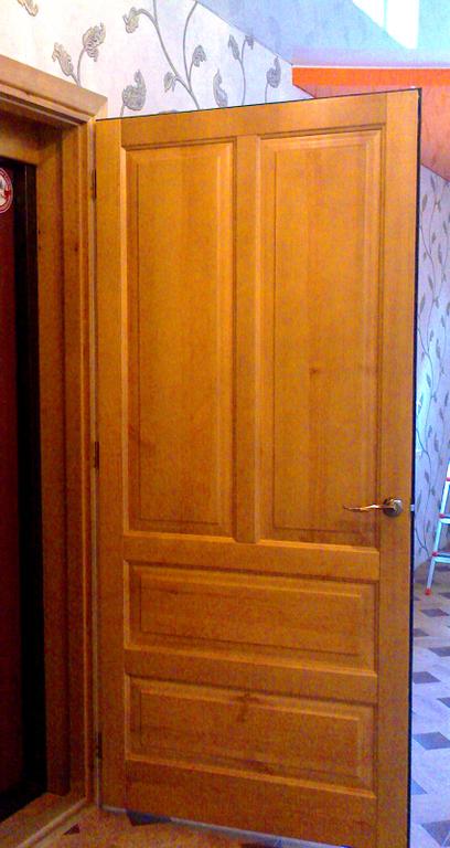 выбор входной двери из дерева