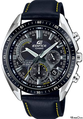Часы Casio Edifice EFR-570BL-1AVUEF