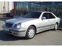 Mercedes Benz E-klasse sedan (W211) 2002-2009 дефлекторы окон