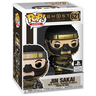 Фигурка Funko POP! Vinyl: Games: Ghost of Tsushima: Jin Sakai 49041