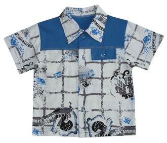 Рубашка для мальчика (Артикул 2106-013)