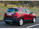 Пороги на Chevrolet Tracker (2014-…) Black