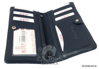 Портмоне BUTUN 238-004 034 dark navy