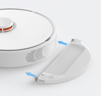 Пылесос Xiaomi Mi Roborock Sweep One S50 розовый