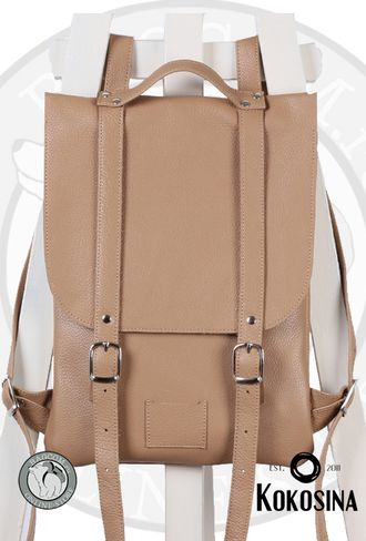 Рюкзак Kokosina Small Backpack Camel