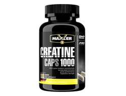 (Maxler) Creatine CAPS 1000 - (100 капс)