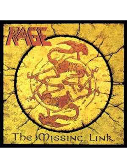 Rage The Missing Link CD