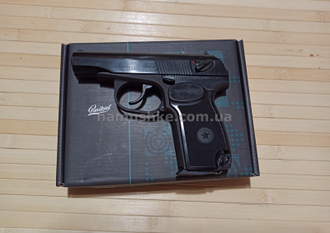 Фото пистолета Макарова МР-658К (Blowback) https://namushke.com.ua/products/mp-658k