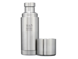 Термос Klean Kanteen Insulated TKPro 25oz (750мл) Brushed Stainless