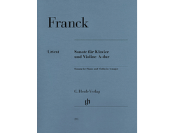 Franck Violin Sonata A major