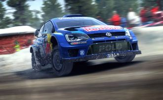 Dirt: Rally. Legend Edition (Sony Playstation 4) (ReSale) (РУССКАЯ ВЕРСИЯ)