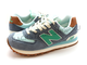 Кроссовки New Balance 574 Green/Gray