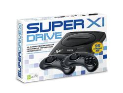 Super Drive 11 (95-in-1) Black
