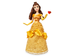 Красотка Бель с колечком 2019г / Belle Classic Doll with Ring - Beauty and the Beast