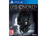 Игра для PS4 - Dishonored Definitive Edition