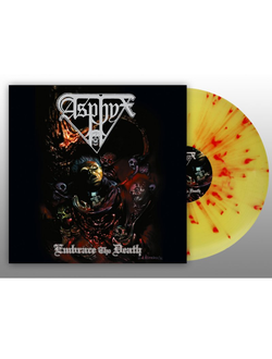 ASPHYX - Embrace The Death LP splatter