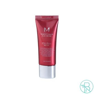 ВВ крем Missha M Perfect Cover BB Cream 23 тон (20мл)