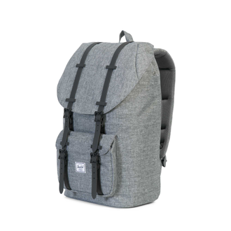 Рюкзак Herschel Little America Raven Crosshatch/Black