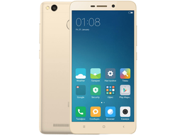 Xiaomi Redmi 3 Pro 16Gb Gold (Global)